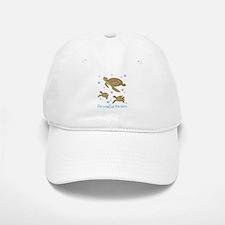 Personalized Sea Turtles Baseball Baseball Cap