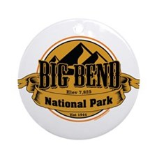 big bend 5 Ornament (Round)