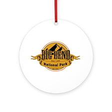 big bend 5 Ornament (Round)