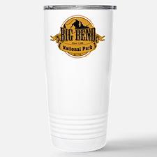 big bend 3 Travel Mug