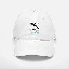 Personalized Killer Whale Baseball Baseball Cap