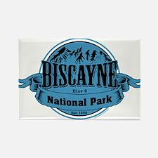biscayne 2 Rectangle Magnet