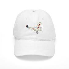Airplane Baseball Baseball Cap
