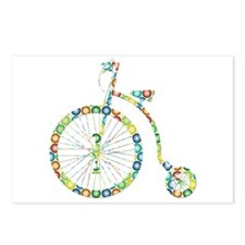 Biclycle Postcards (Package of 8)