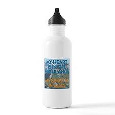 My Heart Sports Water Bottle