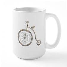 Biclycle Mug