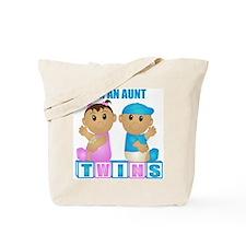 I'm An Aunt (TBG:blk) Tote Bag