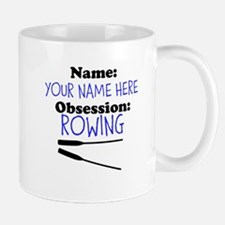 Custom Rowing Obsession Mug