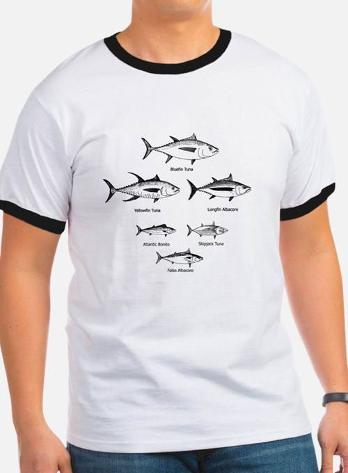 Tuna Species Logo T-Shirt