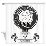 Badge - Colville Shower Curtain
