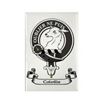 Badge - Colville Rectangle Magnet (10 pack)