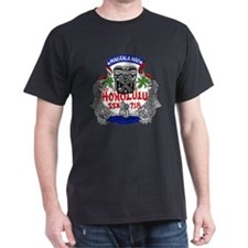 SSN 718 USS Honolulu T-Shirt