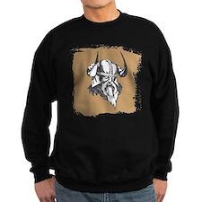 Viking with Helmet. Sweater