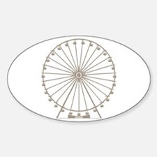 Ferris Wheel Decal