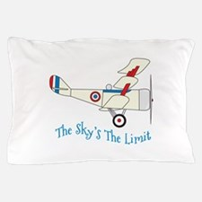 The Skys The Limit Pillow Case
