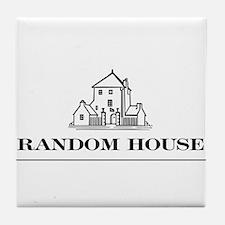 random house Tile Coaster