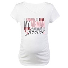 I Promise to love my Airman Shirt