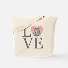 USAF Love Tote Bag