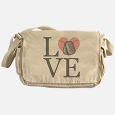 USAF Love Messenger Bag