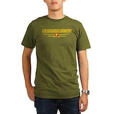 4th Arkansas Infantry T-Shirt