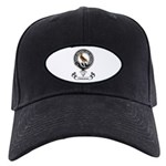 Badge - Chalmers Black Cap