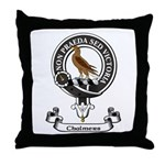 Badge - Chalmers Throw Pillow