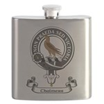 Badge - Chalmers Flask
