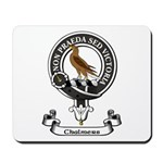Badge - Chalmers Mousepad