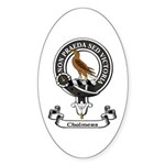 Badge - Chalmers Sticker (Oval 50 pk)