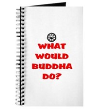 WHAT WOULD BUDDHA DO? Journal