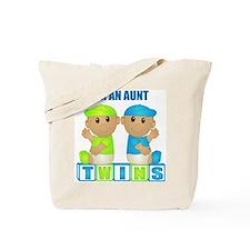 I'm An Aunt (TBB:blk) Tote Bag