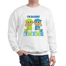 I'm An Aunt (TBB:blk) Sweatshirt
