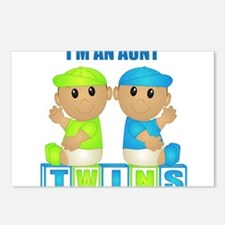 I'm An Aunt (TBB:blk) Postcards (Package of 8)