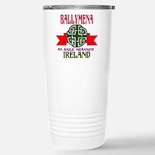 Ballymena, Ireland Travel Mug