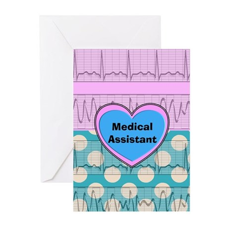 Medical Assistant Greeting Cards (Pk of 10)