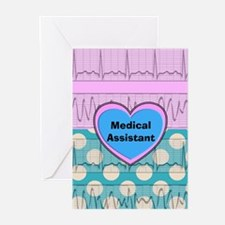 Medical Assistant Greeting Cards (Pk of 20)