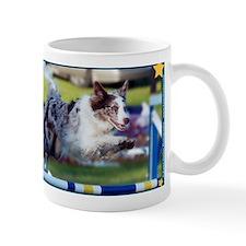 My Agility Star Border Collie Small Mug