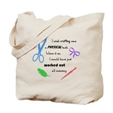 I wish crafting... Tote Bag