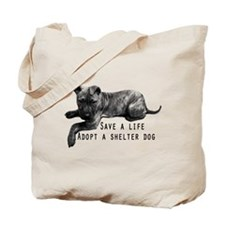 Save a Life Tote Bag