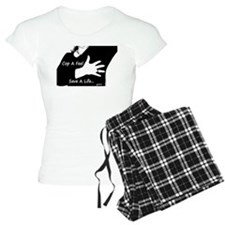 Cop a Feel Save a Life Pajamas