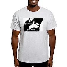 Cop a Feel Save a Life T-Shirt