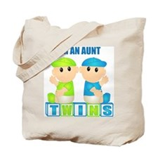 I'm An Aunt (BBB:blk) Tote Bag