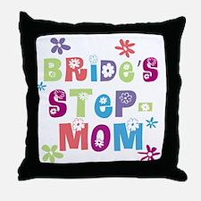 Bride's Step-Mom Throw Pillow