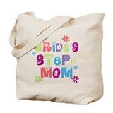 Step mother of the bride Totes & Shopping Bags