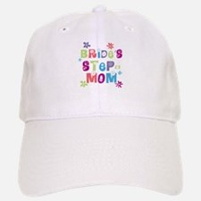 Bride's Step-Mom Baseball Baseball Cap