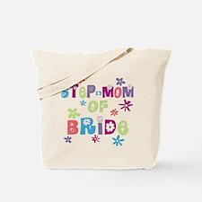 Step-Mom of Bride Tote Bag