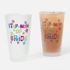 Step-Mom of Bride Drinking Glass