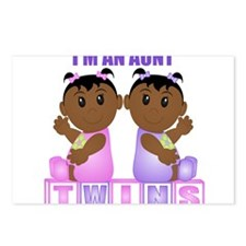 I'm An Aunt (DGG:blk) Postcards (Package of 8)