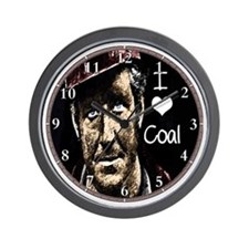 I_love_Coal_clock Wall Clock