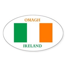 Omagh Ireland Decal